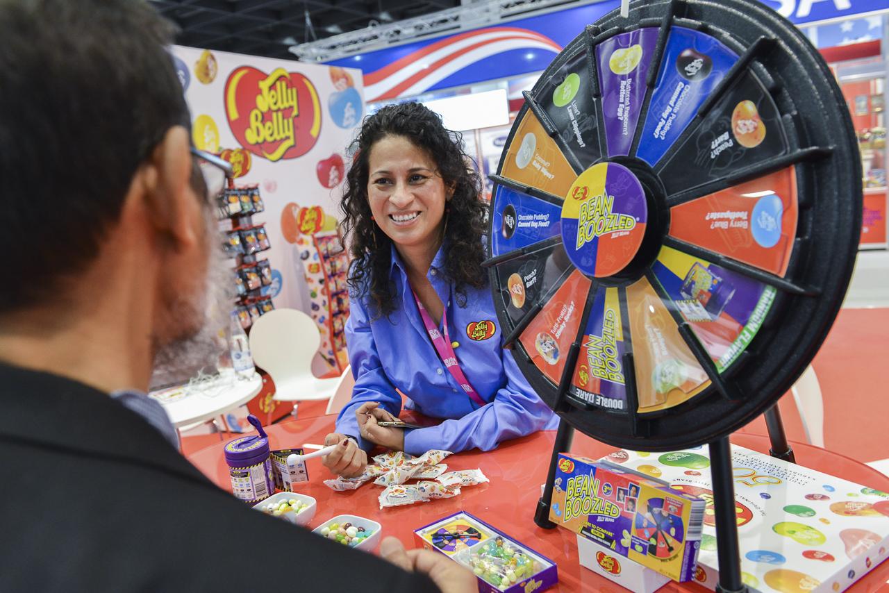 Internationale Süßwarenmesse